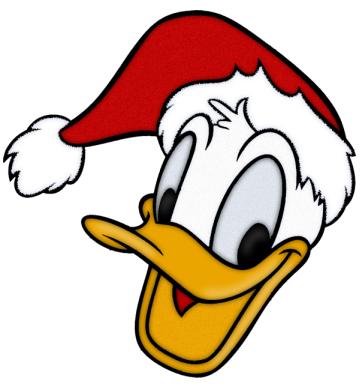 360x388 Clip Art Donald Duck Hat Clipart