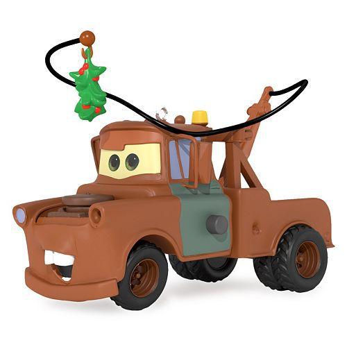 500x500 Disney Pixar Cars Mistletoe Mater Christmas Ornament 2016