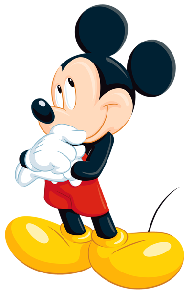 395x600 Mickey Mouse Png Clipart Image Art Iii Mickey