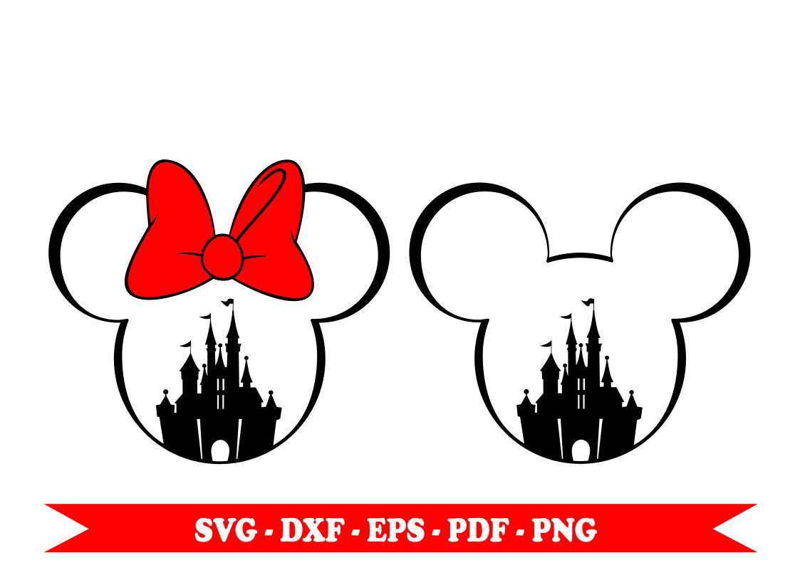 1123x794 Castle Svg Disney Mickey Mouse Minnie Mouse Svg Files