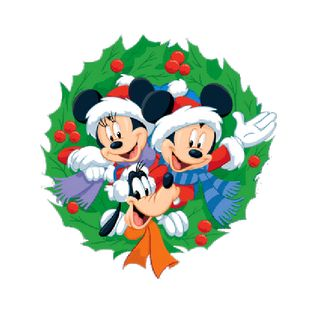320x320 Collection Of Disney Christmas Clipart High Quality, Free