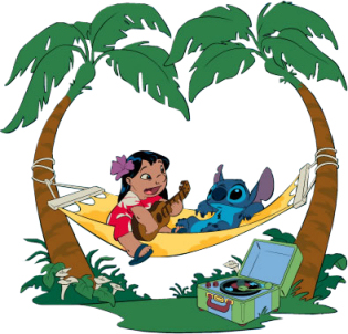 315x302 Free Disney's Lilo And Stitch Clipart And Disney Animated Gifs