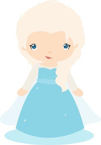 349x500 Image 1 Frozen Elsa, Felting And Clip Art