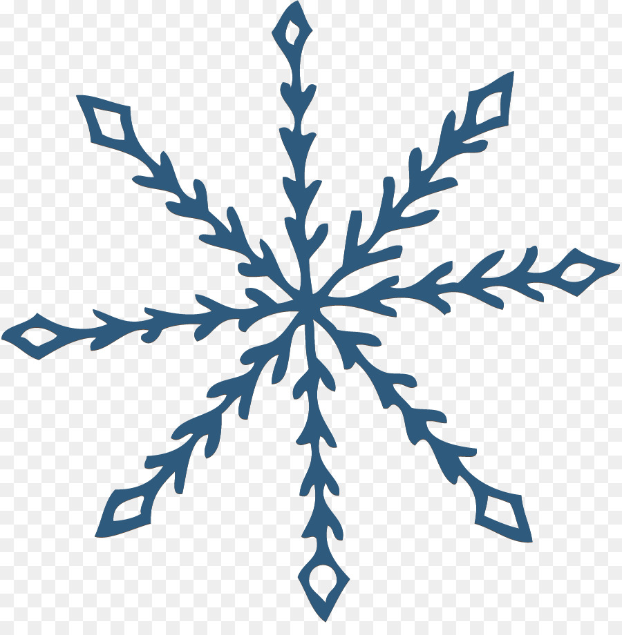 900x920 Snowflake Clipart Transparent Background. Trendy With Snowflake