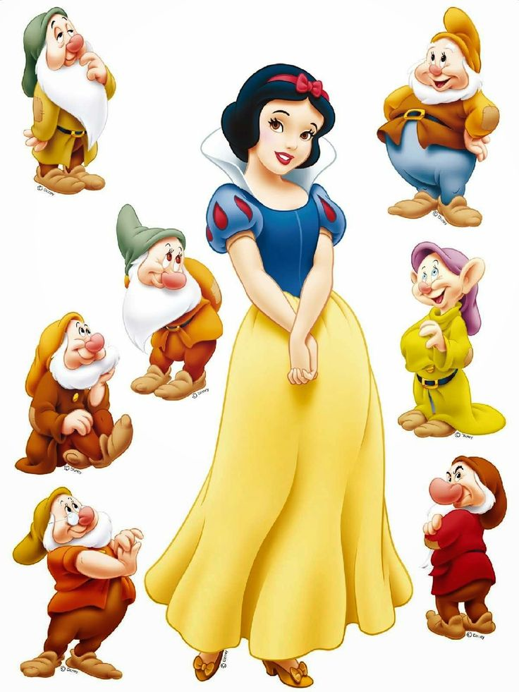 Disney Clipart Snow White