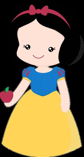 286x530 Princesas Disney Cutes Iii