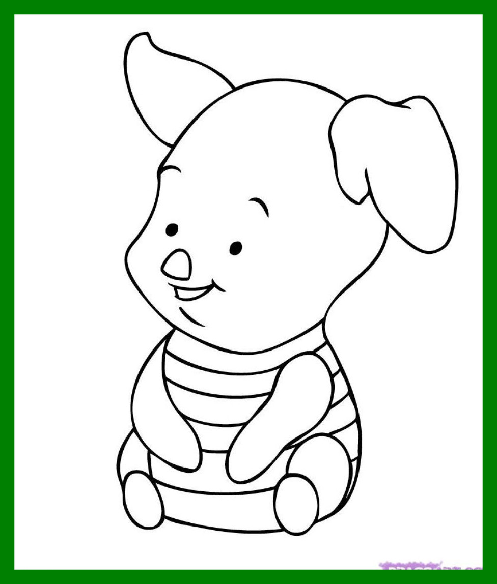 976x1148 Stunning Printable Disney Coloring Pages For Toddlers Easy Pic