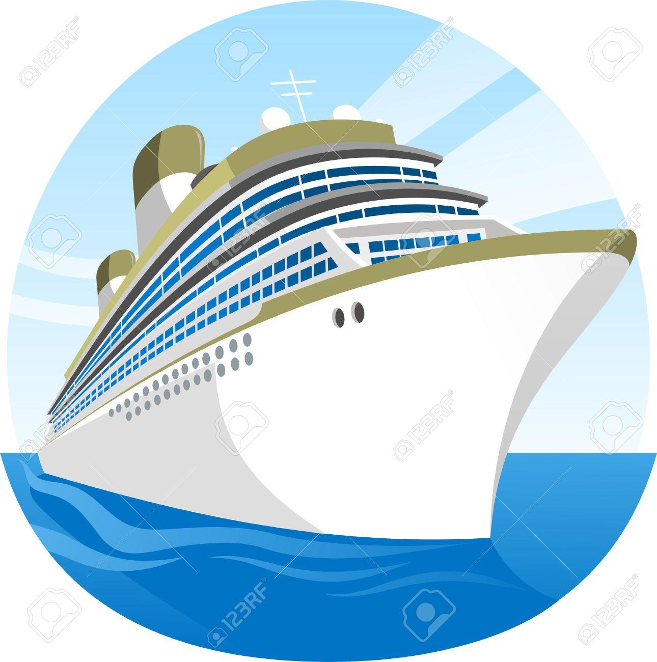 1290x1300 Disney Cruise Ship Clip Art