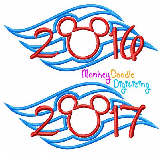570x549 Items Similar To Disney Cruise Line 2016 2017 Logo