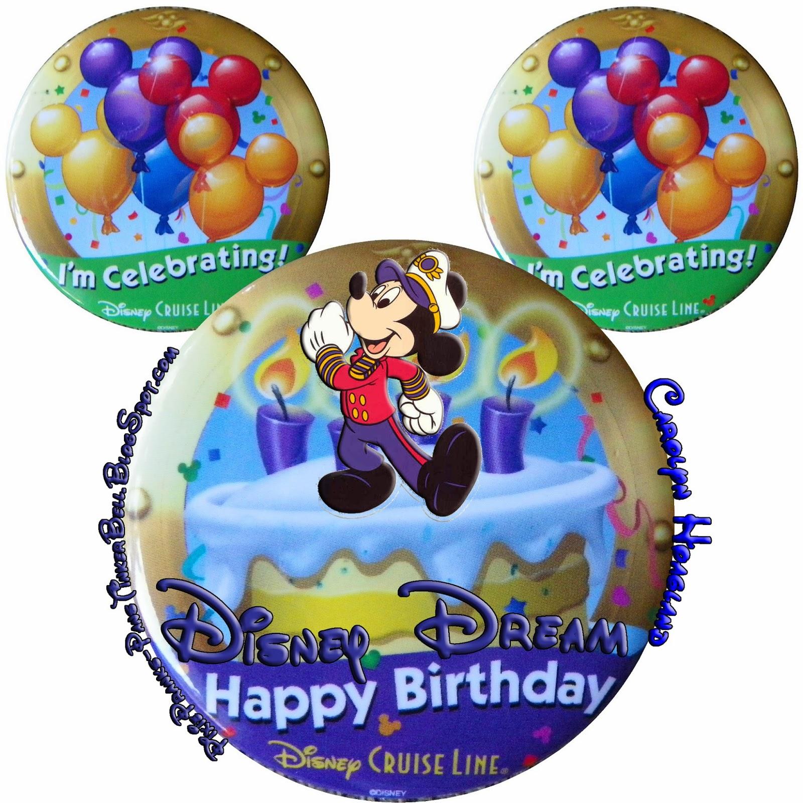 1600x1600 Pixie Pranks And Disney Fun Happy Birthday Disney Dream Cruise Ship!!
