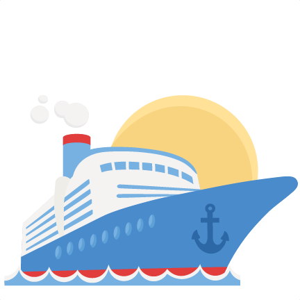 432x432 Cruise Ship Clipart Drawing