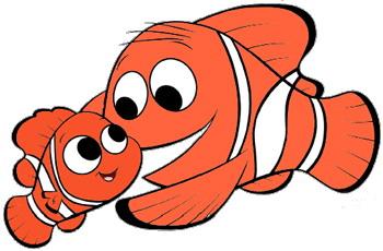 350x230 Nemo Clipart Free Clipart Panda