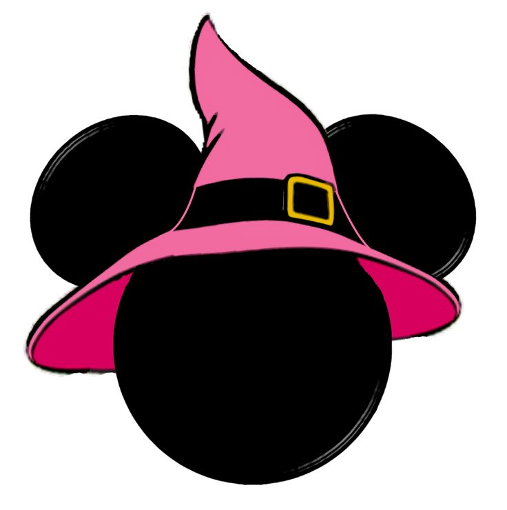 Disney Halloween Clipart
