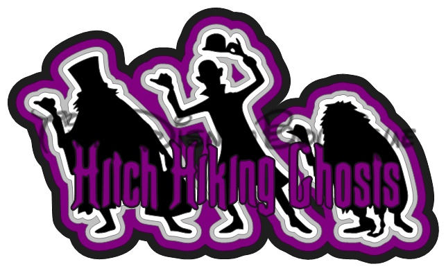 643x391 Disney Svg Clipart Hitch Hiking Ghosts Haunted Mansion Title