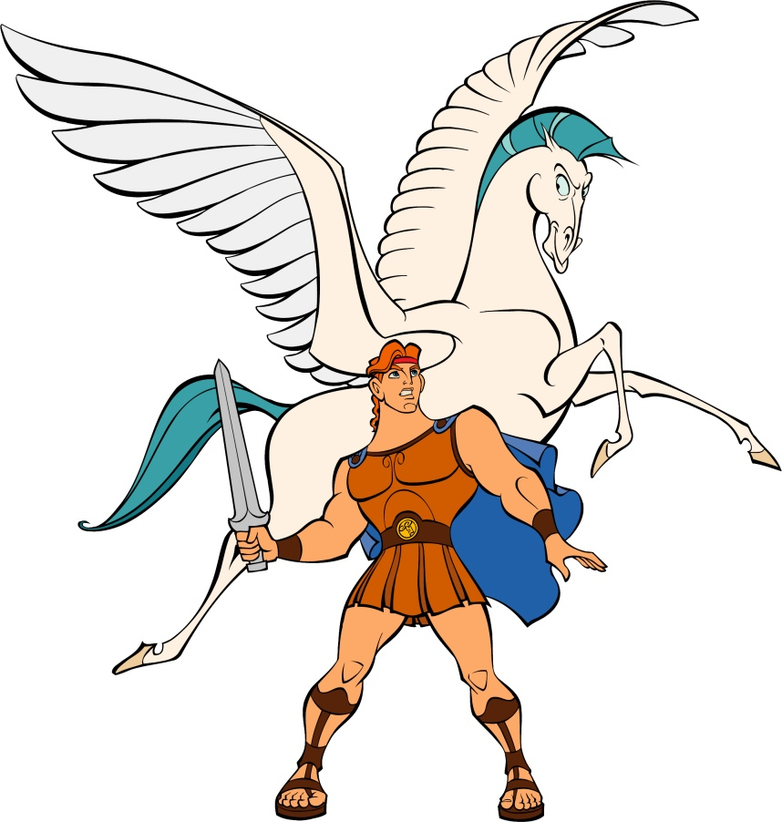 858x902 Mythology Clipart Hercules