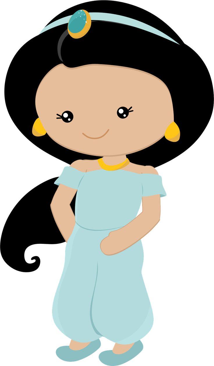 Disney Jasmine Clipart