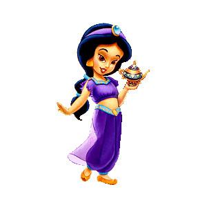 300x300 Princess Jasmine Clipart Disney