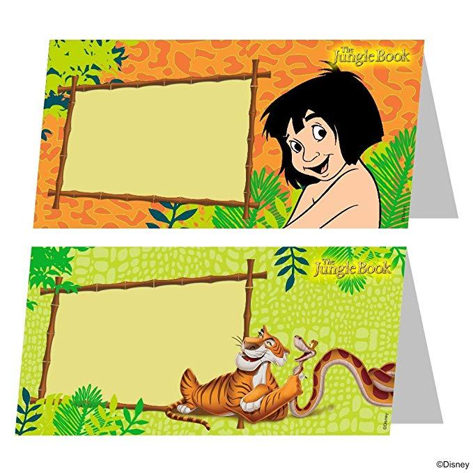 679x679 Disney The Jungle Book Tableware Package