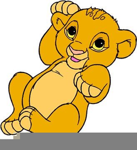 273x300 Disney Lion King Clipart Free Images