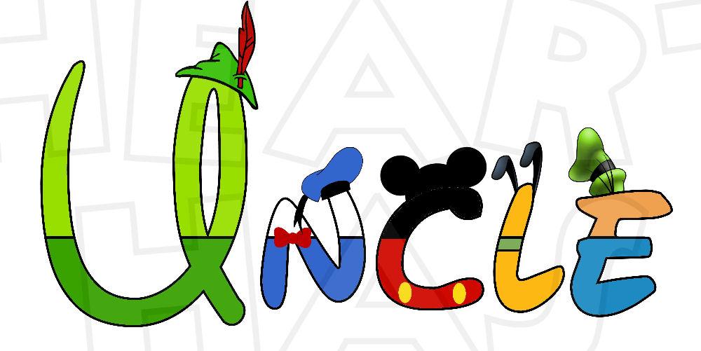 1000x501 Disney Font Character Clipart Amp Disney Font Character Clip Art