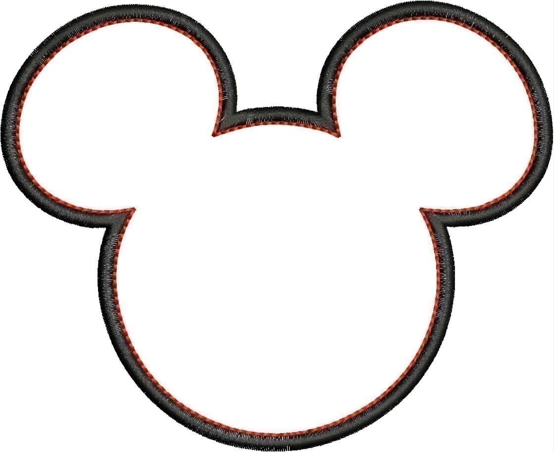 1119x914 Mickey Mouse Head Clip Art Download