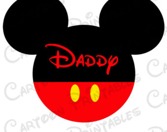 340x270 Mickey Mouse Uncle Image Mouse Ears Printable Clip Art Iron