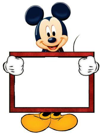 340x455 Border Disney Clipart Collection