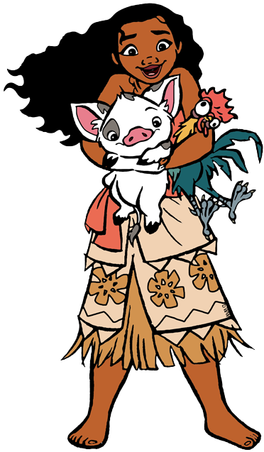 Disney Moana Clipart at GetDrawings com | Free for personal use