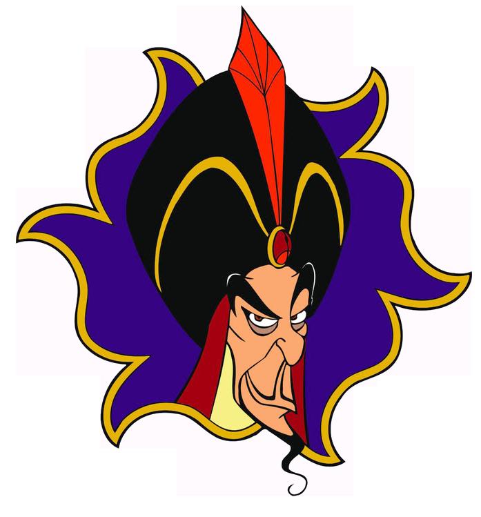 697x749 Disney Clipart Jafar
