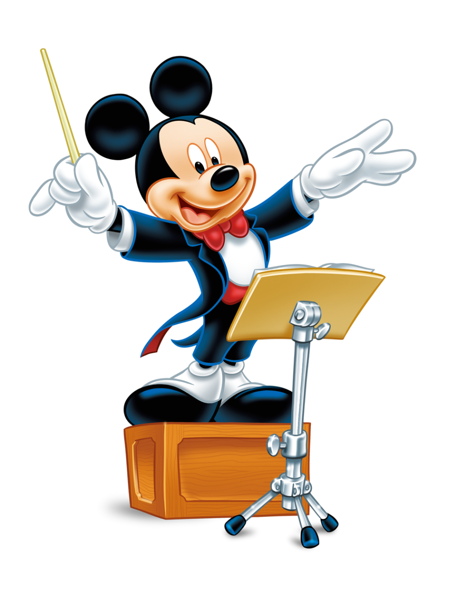 961x1216 Mickey Mouse Png Clipart Clip Art Mickey Mouse Png