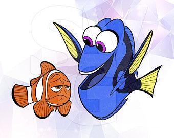 340x270 Nemo Silhouettes Etsy