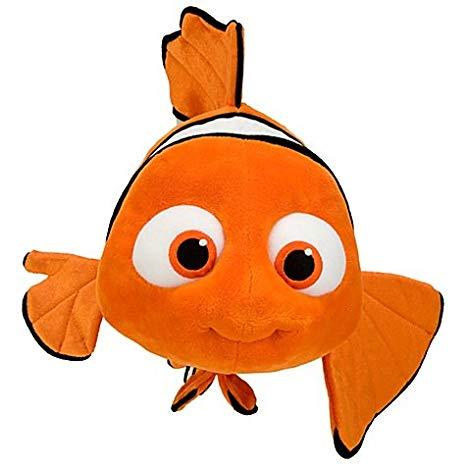 466x466 Disney Finding Nemo 16 Inch Deluxe Plush Figure Nemo
