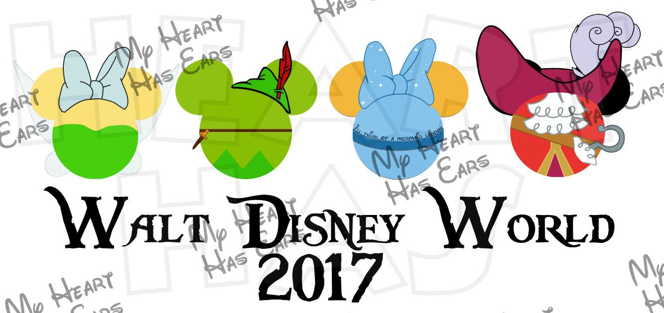 1333x629 Walt Disney World 2017 Clipart