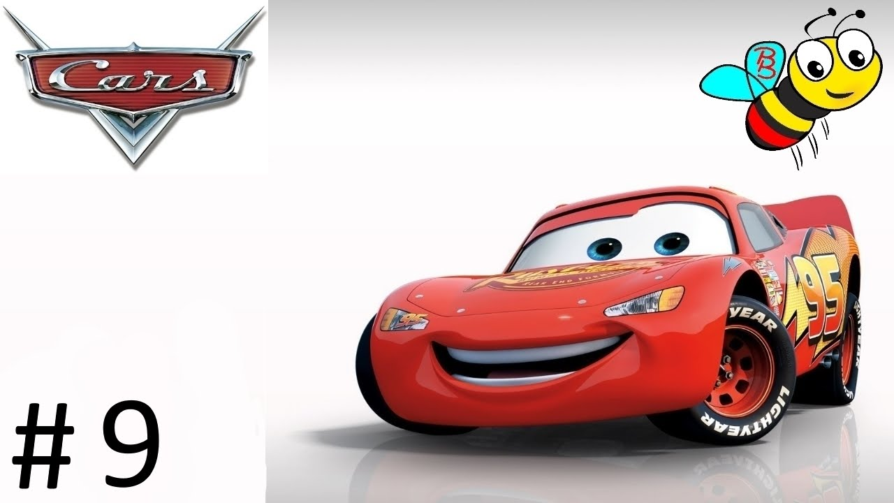 1280x720 Disney's Pixar Cars