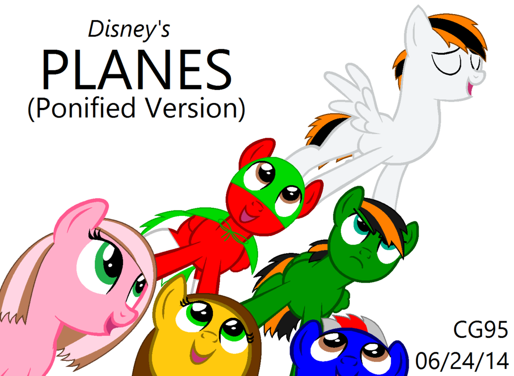 1024x749 Disney's Planes (Ponified Version) By Carsgirl95