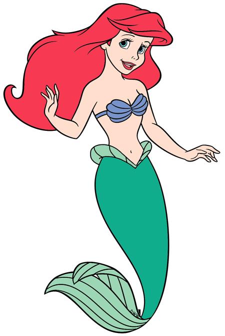 450x670 Mermaid Ariel Clip Art Disney Clip Art Galore