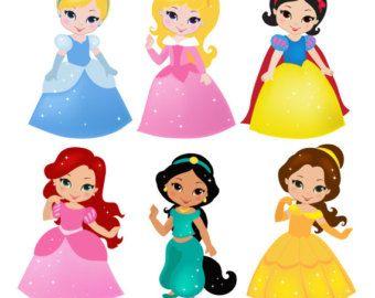 340x270 Disney Princess Clip Art Scrapbooking Clip Art