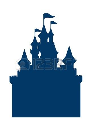 325x450 Disney Castle Silhouette Clip Art Free Clipart
