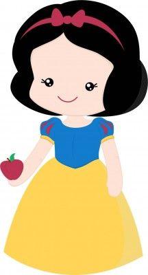 216x400 De Princesas Princesas Snow White