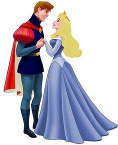 236x290 Prince Phillip Amp Princess Aurora ~ Sleeping Beauty, 1959 Aurora
