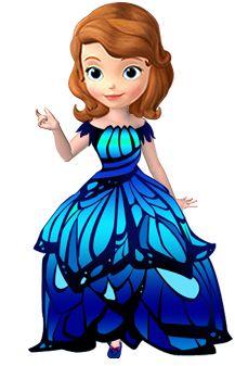 Disney Sofia Clipart