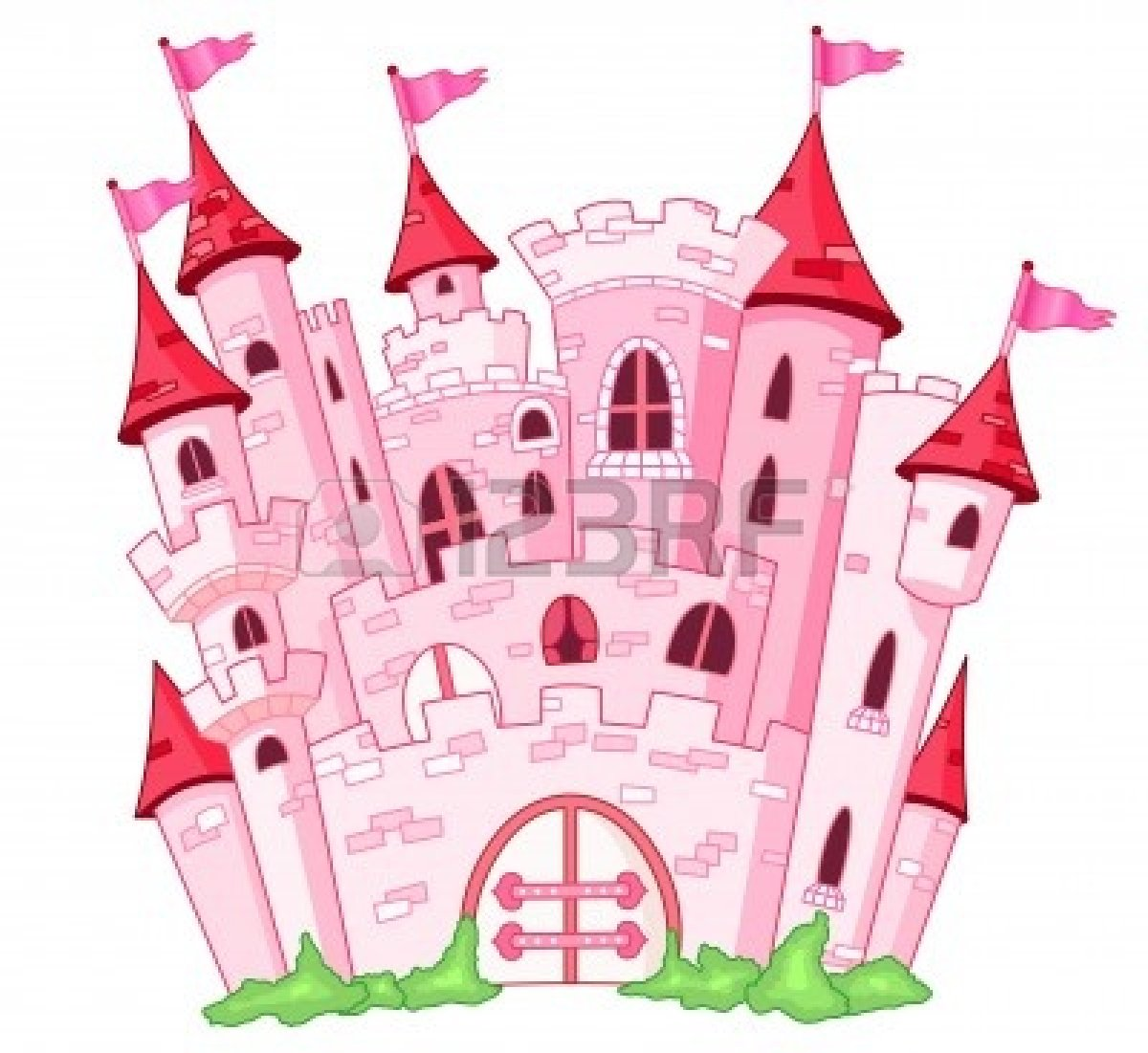 1200x1101 Princess Castle Clip Art Vector Castle Castle Vector Princess