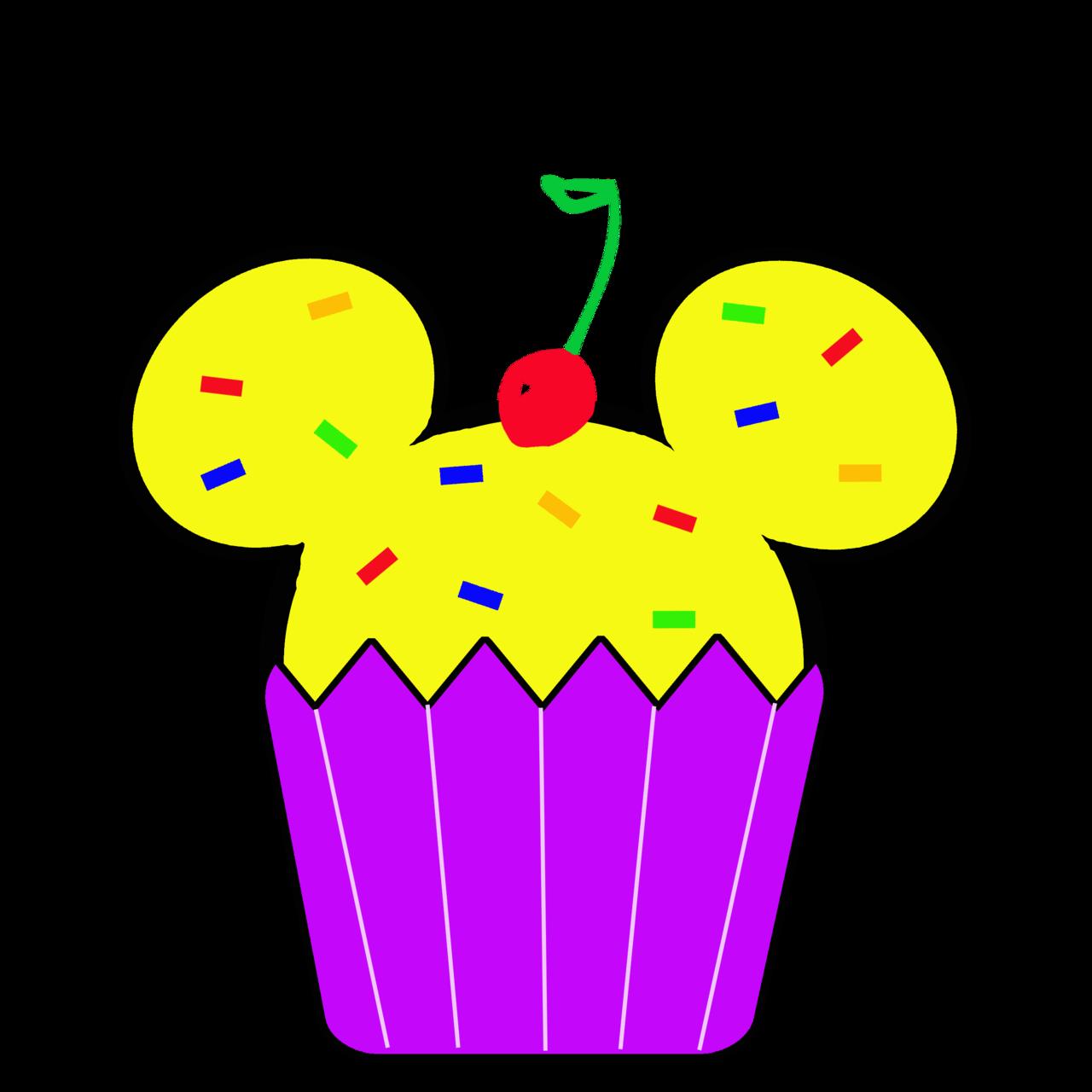 1280x1280 Best Disney Birthday Clipart