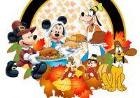 200x140 Mickey Mouse Thanksgiving Free Disney Thanksgiving Screensavers