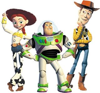 Disney Toy Story Clipart