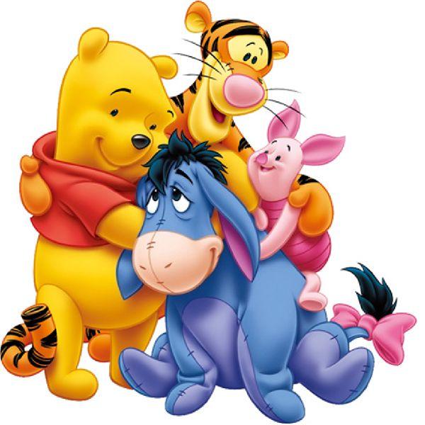 Disney Winnie The Pooh Clipart