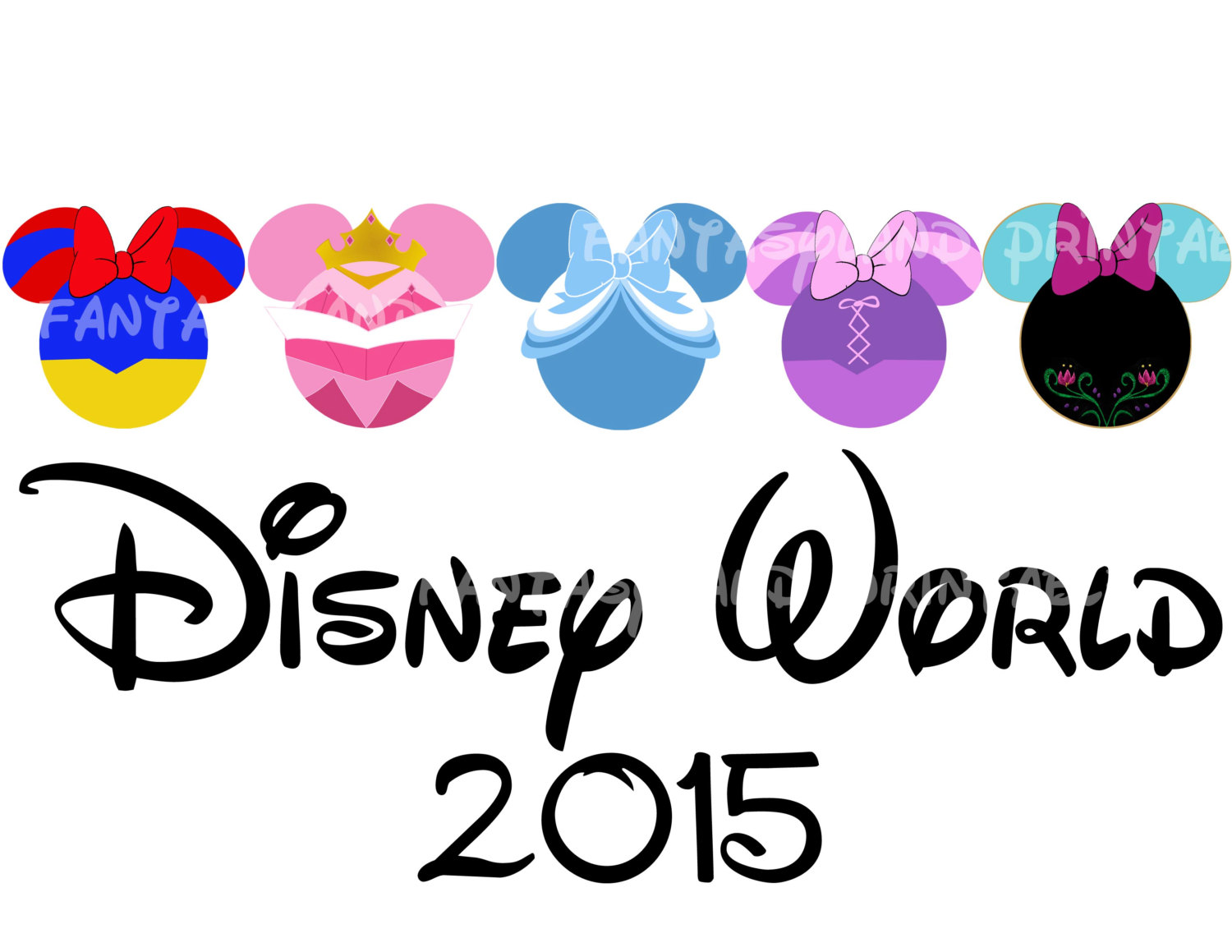 1500x1159 Disney World Logo Cliparts