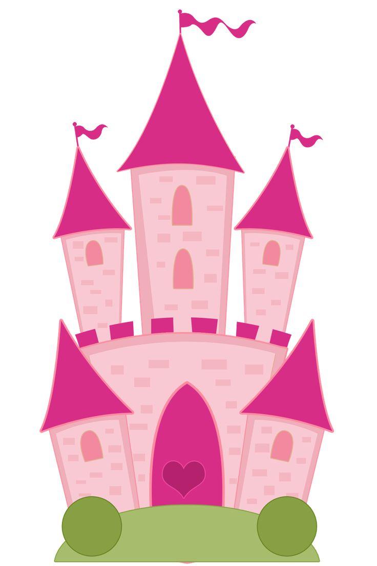Disneyland Castle Clipart