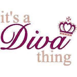 Diva Clipart