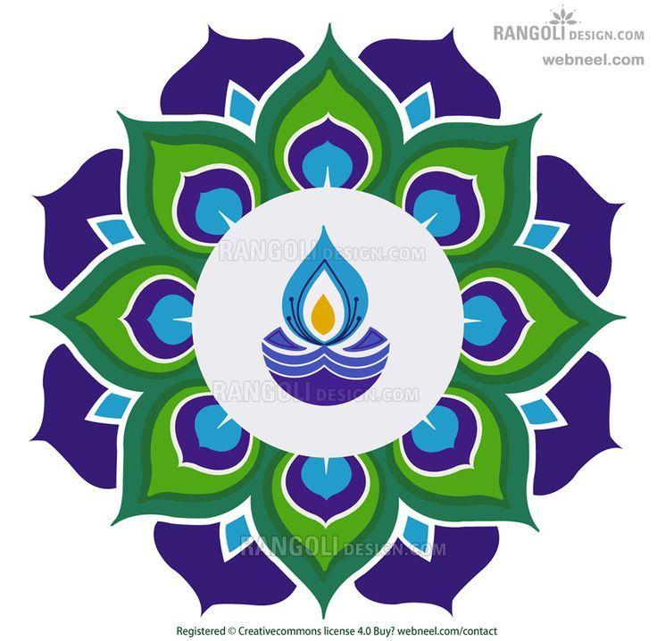 736x718 Diwali Festival Black And White Images. Finest Azulie Yogic Life I
